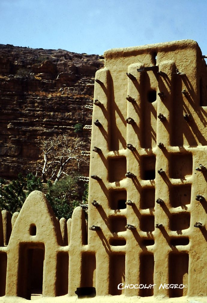 The Influence Of Islam On West African Architecture