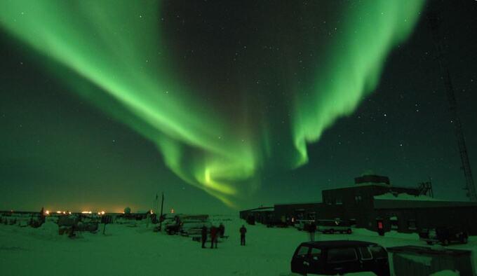 Churchill Canada Northern Lights