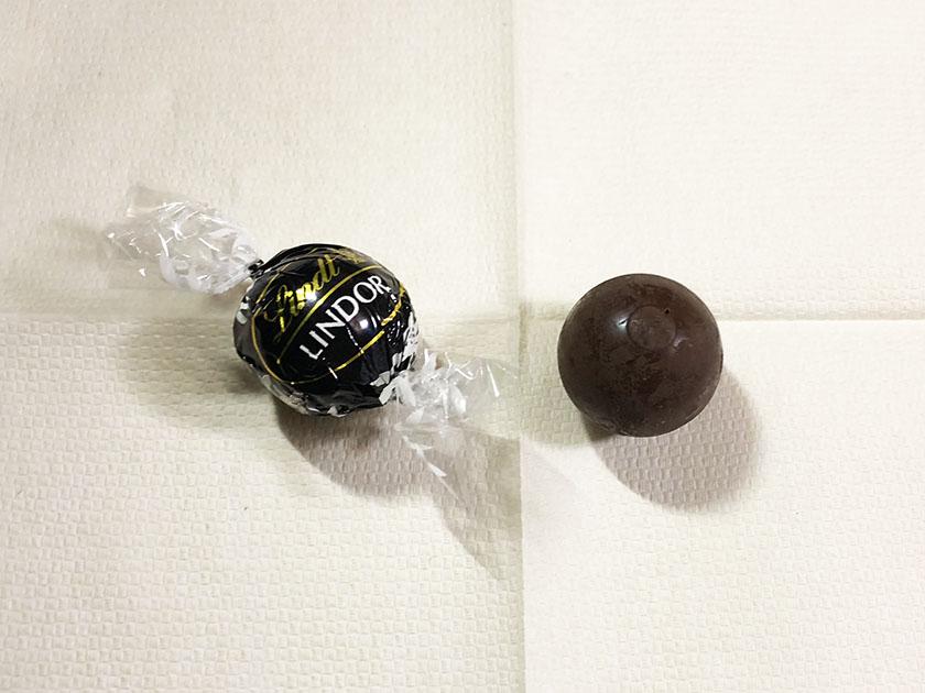 大きめなチョコボール