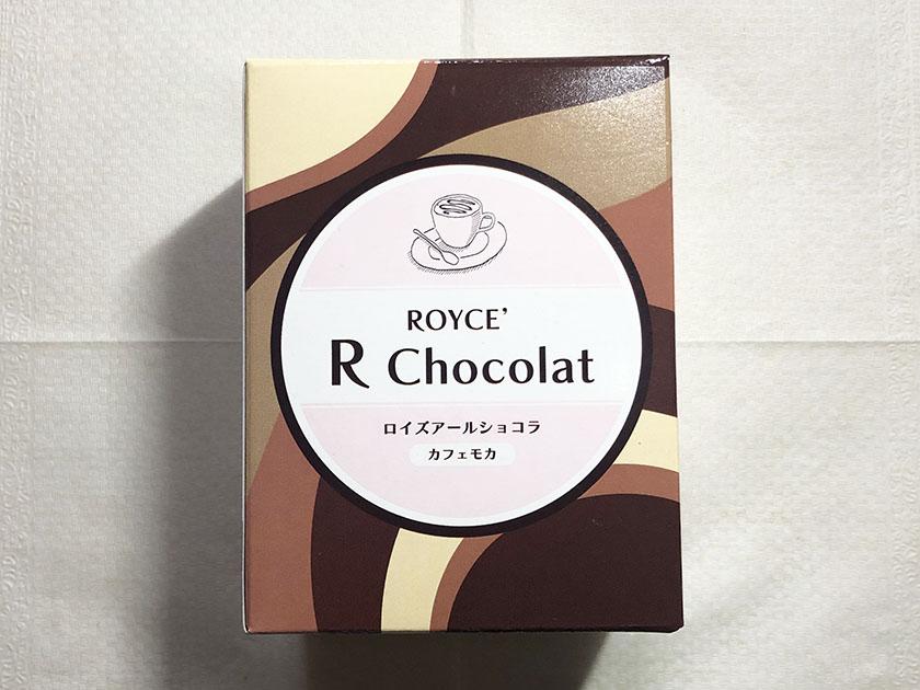Rショコラカフェモカ味
