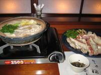 タラバ蟹鍋2