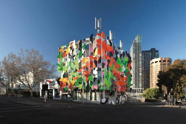 Biurowy budynek Pixel, Melbourne