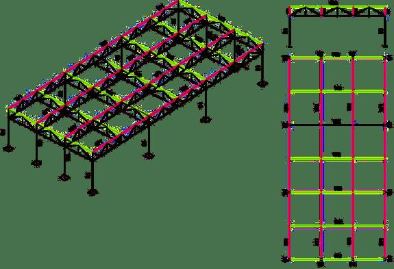 Przekrycia strukturalne. Podstawowe idee