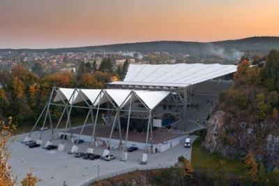 Amfiteatr Kadzielnia – Kielce, (2010) , Pracownia KS engineering