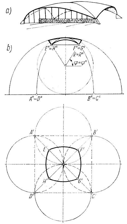 Przenikanie się dwóch powierzchni torusoidalnych