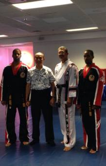 HapKiDo Teachers - Choe's HapKiDo Martial Arts Arlington VA
