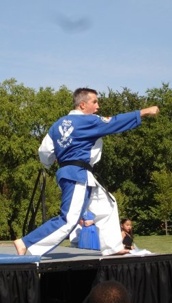 HapKiDo Instructor Martial Arts Tidewater