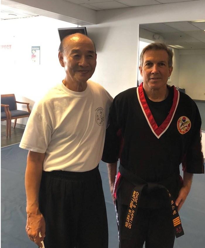 Grandmaster Choe's HapKiDo - Martial Arts Tidewater Va