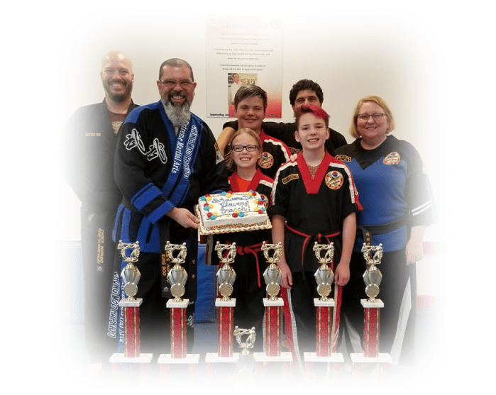 Learn about HapKiDo Special Events