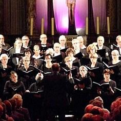 Polyphonies Russes, concert de fin d'année 2016