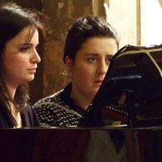 Edwige Geoffroy au piano, Petite Messe Solenne de Rossini, 2015