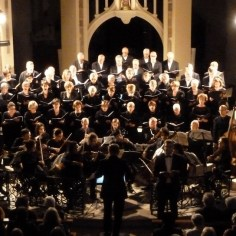 Choeur Tolosa, concert de Ceignac 2017