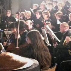 Choeur et Orchestre Tolosa, Ceignac, novembre 2017