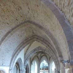 Voûte de la Basilique de Ceignac, concert 2017