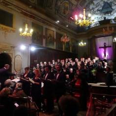 Choeur et Orchestre Tolosa, concert de fin d'année, le 7 décembre 2017