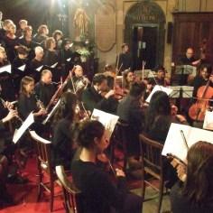 Orchestre et Choeur Tolosa, concert Stabat mater de Dvorak, décembre 2017