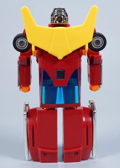 Vintage G1 ホットロッド ロボットモード