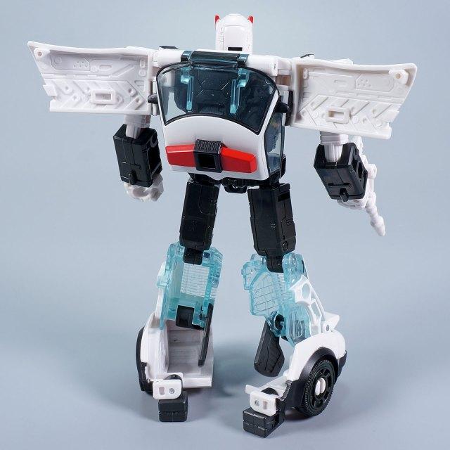 アースライズ プロール ロボットモード