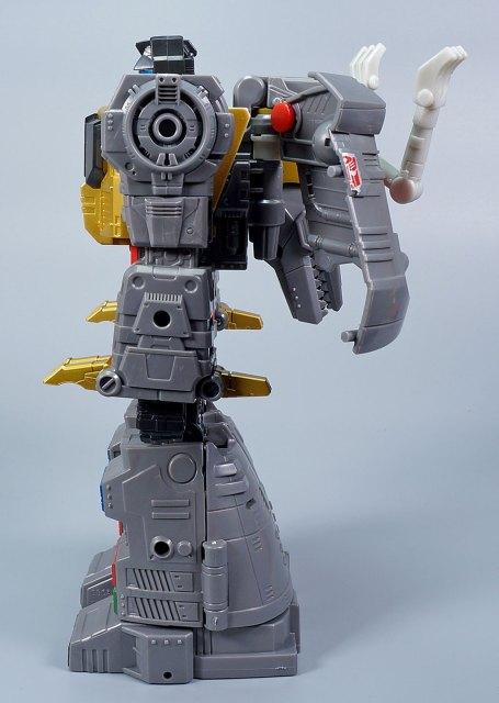 スタジオシリーズ グリムロック ロボットモード