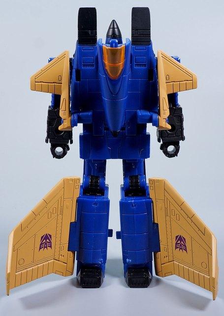 アースライズ ダージ ロボットモード
