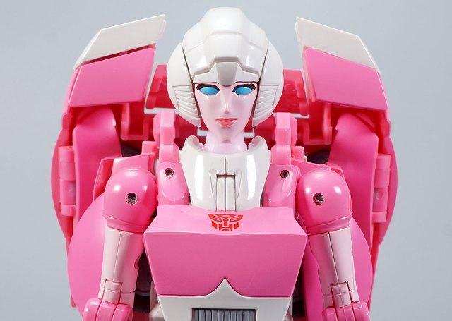 マスターピース アーシー ロボットモード