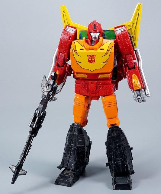 キングダム ロディマスプライム ロボットモード