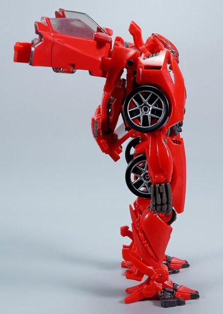 スタジオシリーズ ディーノ ロボットモード