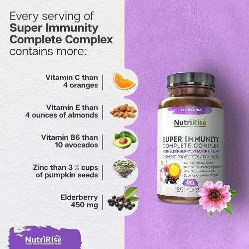 면역력 증진 비타민 콤플렉스