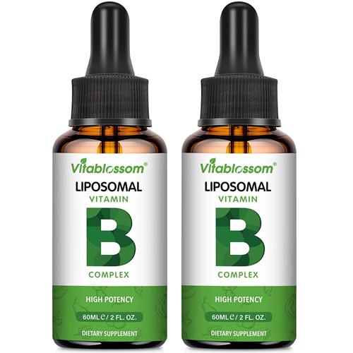 미국 직구 리포소말 비타민 B 콤플렉스