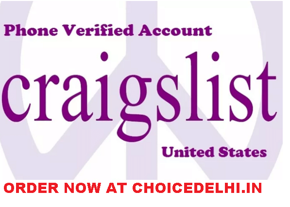 Buy Craigslist PVA Accounts