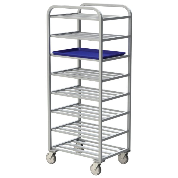 """8 Tray Capacity for 18"""" x 26"""" Trays"""