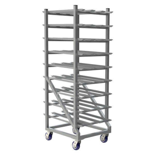 162 Can Capacity Can Rack (Mobile)