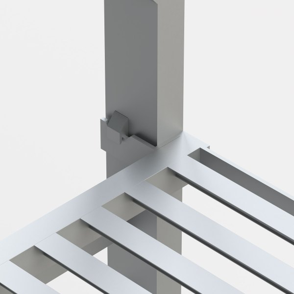 Cantilever Shelf Design
