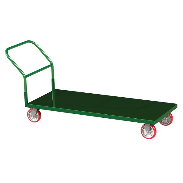 Steel Flat Stocking Cart
