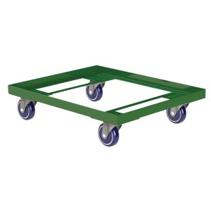 Powder Coated Bread Tray Dolly