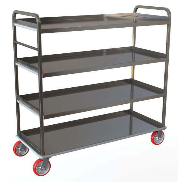 Stainless Steel Banquet Cart