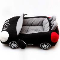 Black Mercedes Supercar Pet Bed by Happy Puppin - Choice Gear