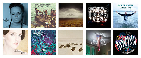 , Listen to all the albums on the Choice Music Prize 2012 shortlist