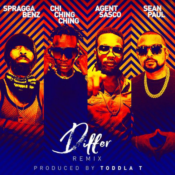 Spragga Benz Sean Paul Chi Ching Ching Agent Sasco - Differ REMIX