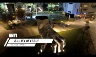 """Official video to """"All By Myself"""" By Anti' Sossa"""