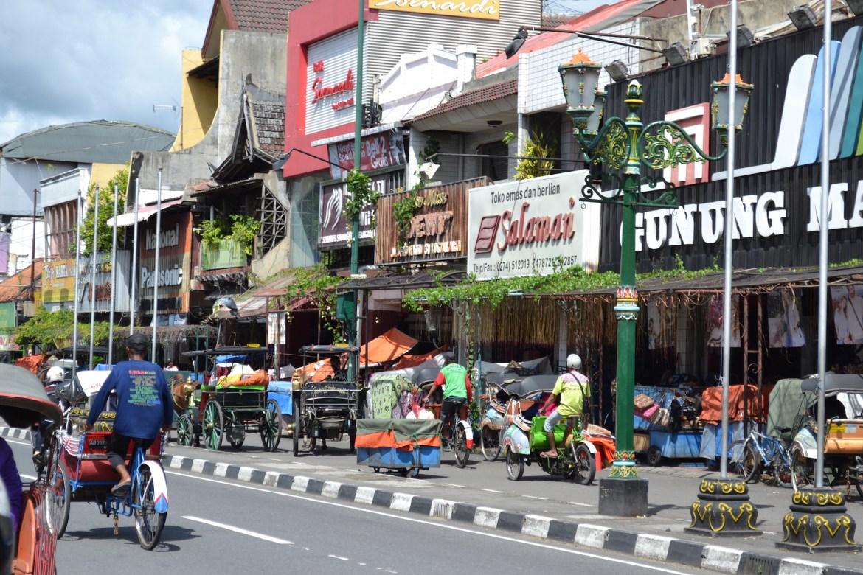 Yogyakarta Indonesien