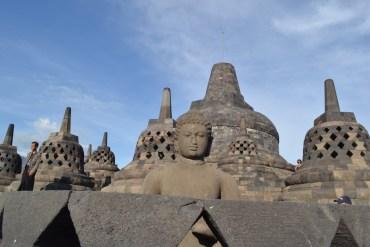 Indonesien Borobodur