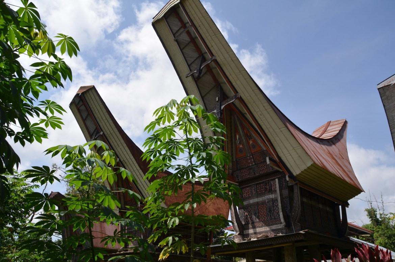 Tanah Toraja Indonesien