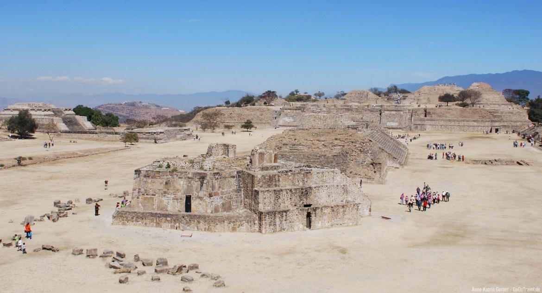 Mexiko-Monte-Alban