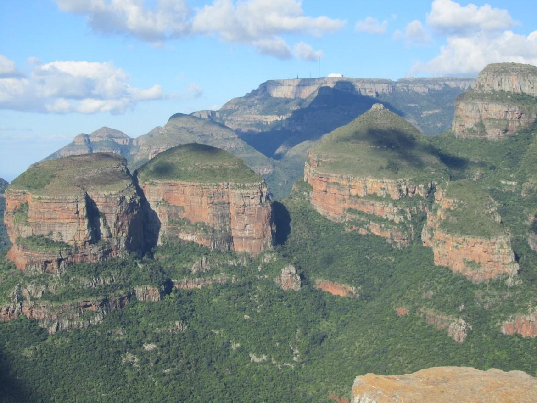 Suedafrika Rondavels