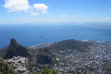 Kapstadt Tafelberg Suedafrika