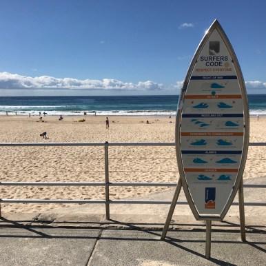 Australien Bondi Beach Sydney