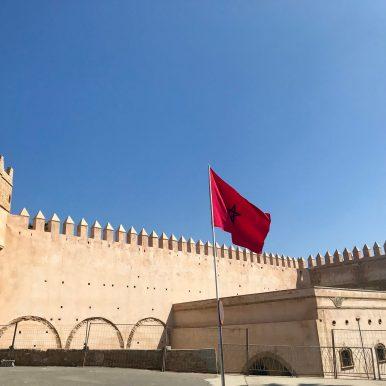 Rabat Stadtmauer