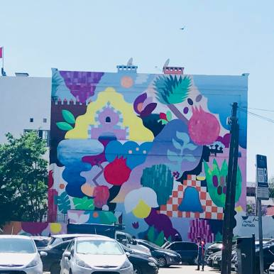 Streetart Rabat