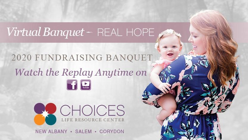 2020 virtual fundraising banquet
